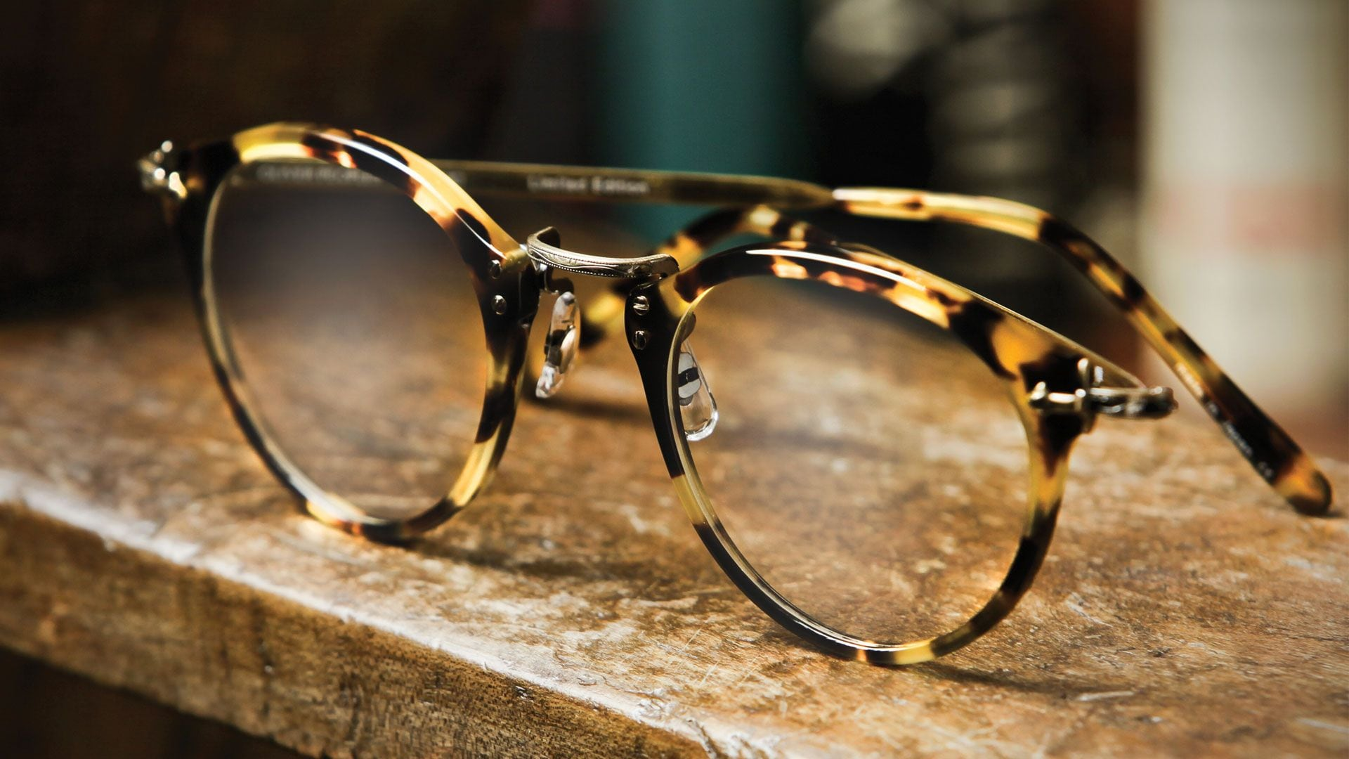 Oliver Peoples | A Heritage Brand