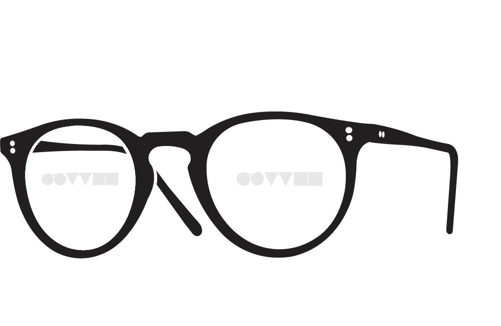 eyeglasses frame side icon